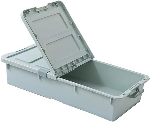 LBYMYB Pequeña Caja de Almacenamiento Transparente de plástico de ...