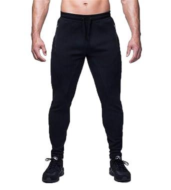 HHXWU Pantalones Pantalones para Hombres Pantalones de chándal de ...
