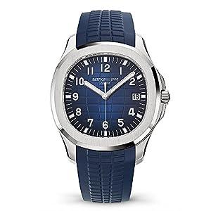 Best Epic Trends 51vg3SiAsJL._SS300_ Patek Philippe Aquanaut Men's Watch Model 5168G