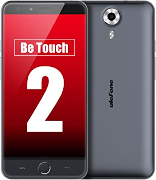 Ulefone Be Touch 2 - Smartphone libre Android (pantalla de 5.5