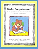Kinder Comprehension Level 1: Ten Emergent Stories with Comprehension Questions