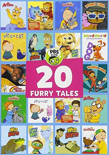 PBS KIDS: 20 Furry Tales DVD]()