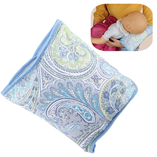 Yosoo Arm Nursing Pillow, Slip-on Baby Travel Breastfeeding Feeding Pillow Perfect Babyshower Gift for Newborns & Older Babies(#1)