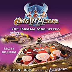 Cows in Action: The Roman Moo-stery