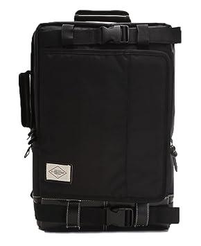 OZUKO - Mochila para ordenador portátil de 17 pulgadas resistente al agua, multiusos, bolsa de viaje, camping, senderismo, mochila multicolor Black-2 17,3 ...