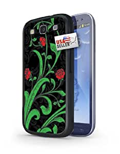 Lifebox - Cute Rose Hard Case for Samsung S3