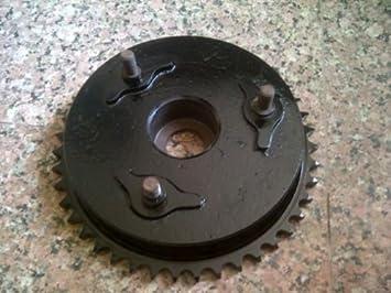 RS Vintage Parts EBY1900 Norton Dominator Atlas Rear Wheel Sprocket