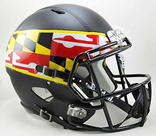 Maryland Terrapins Replica Helmet Medium