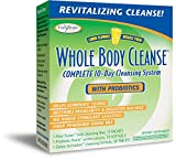Enzymatic Therapy Whole Body CleanseTM with Drinkable Fiber 10-day ( 2-Pack) - Best Reviews Guide