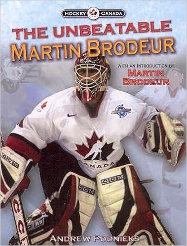 Amazon Com The Unbeatable Martin Brodeur Hockey Canada