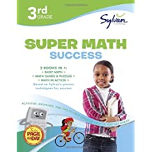 3rd Grade Super Math Success: Activities, Exercises, and Tips to Help Catch Up, Keep Up, and Get Ahead
