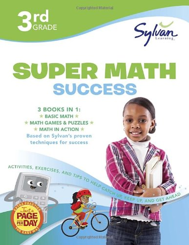 3rd Grade Super Math Success: Activities, Exercises, and