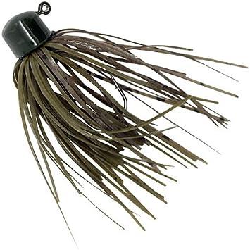 Z-Man Fishing Jig Head Lure Pjh15-02pk 3 Power Finesse SHROOMZ 3pk 1//5 Black for sale online