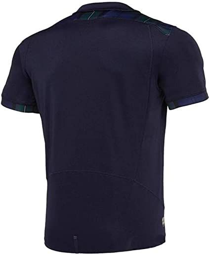 K-Flame World Cup Scotland Rugby Jersey Fans Supporter T-Shirt ...
