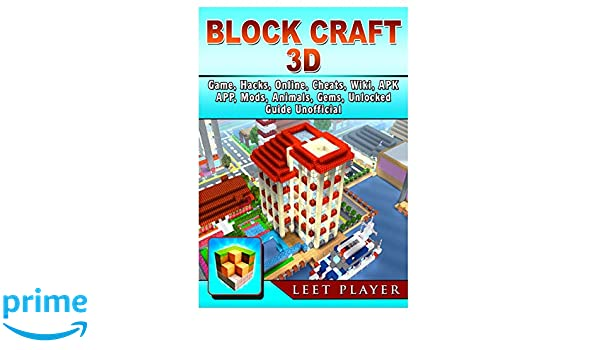 block craft 3d apk unlimited gems and coins