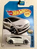 Hot Wheels 2017 Factory Fresh Tesla Model X 97 365 - White