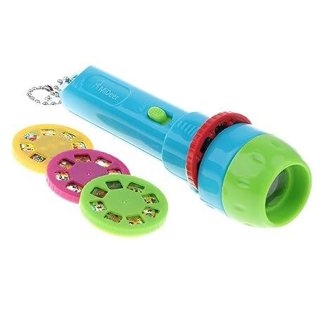 Homyl Kit de Proyector de Cuentos Clásicos para Infantiles ...