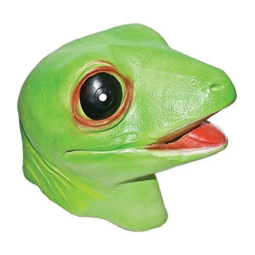 Reptile Mask (Gekko Mask)
