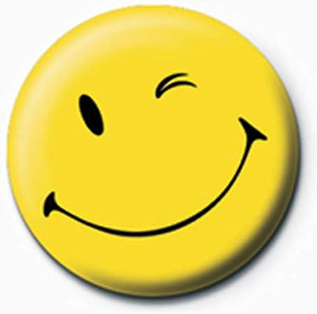 Empire Interactive Smiley Clin D œil Ansteck Button O2 5 Cm Amazon Fr Cuisine Maison