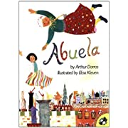 Abuela (English Edition with Spanish Phrases) (Picture Puffins)