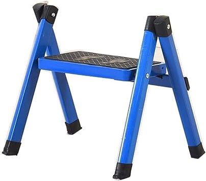 Escalera plegable Uno-Escalera plegable, de un solo lado de tijera Niños heces/Baño Escabel/Outing Escalera Portátil heces/color múltiple Multifuncional (Color : C, Size : 36 * 38 * 37cm): Amazon.es: Bricolaje y herramientas