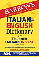 Barron's Italian-English Dictionary (Barron's Bilingual Dictionaries)
