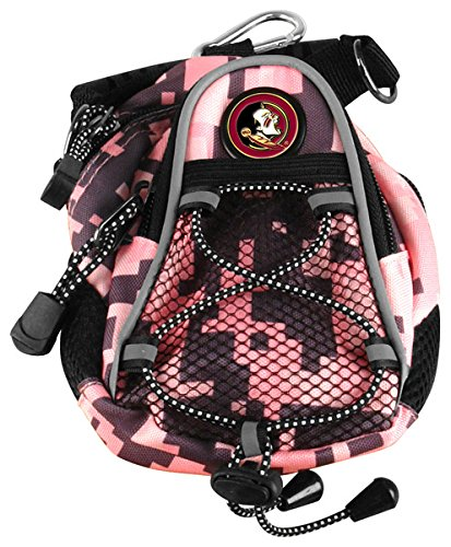 Florida State Seminoles Golf Mini Day Pack Golf Pink Digi...