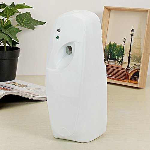 Wall Mounted Automatic Perfume Dispenser Air Freshener Timing Aerosol Fragrance Sprayer