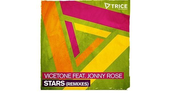 Stars (Remixes) by Vicetone feat  Jonny Rose on Amazon Music