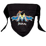 Hunter MFG Miami Marlins Mesh Dog Bandana, Large
