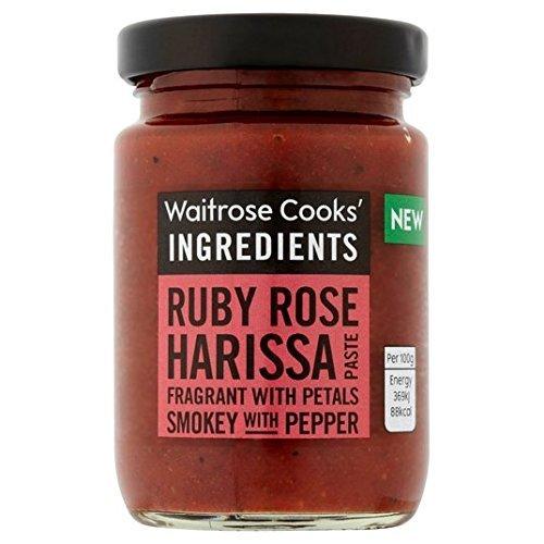 Cooks' Ingredients Ruby Rose Harissa Paste Waitrose 95g