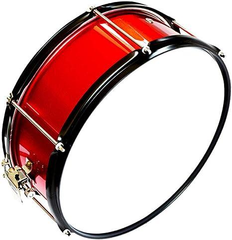 LVSSY-Tambor de Marcha,Correa Tambor Caja de 14 Pulgadas Banda de La Escuela Instrumento de Percusión Aplicar Banda Universidades: Amazon.es: Deportes y aire libre