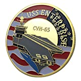 U.S. Navy USS Enterprise / CVN-65 GP Challenge Coin 1135#