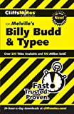 img - for On Melville's Billy Budd and Typee (Cliffs Notes) book / textbook / text book