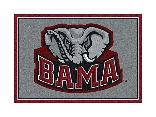 Alabama Crimson Tide Rug - 9