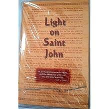 LIGHT ON SAINT JOHN by MAHARAJ CHARAN SINGH (2007-08-02)