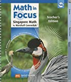 Math in Focus - Singapore Math, GREAT SOURCE, 0669013714
