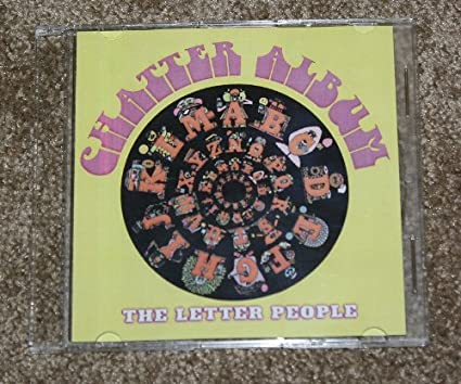 original letter people cd alpha one chatter album amazoncom music