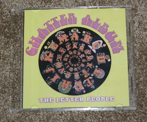 Original Letter People CD: ALPHA ONE - Chatter Album