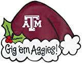 Glory Haus Texas A and M Tree Topper, 11 by 15-Inch