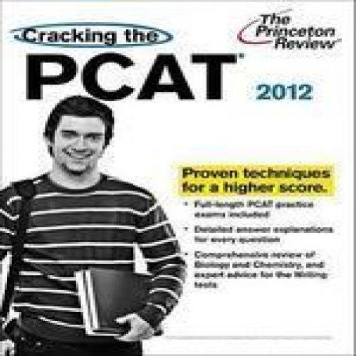 Kaplan PCAT Test Prep and Flashcards