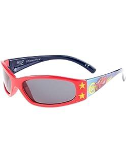 Pat Patrouille - Lunettes de soleil 100% UV - Coloris rouge  Amazon ... 0dfbdf75a5ef