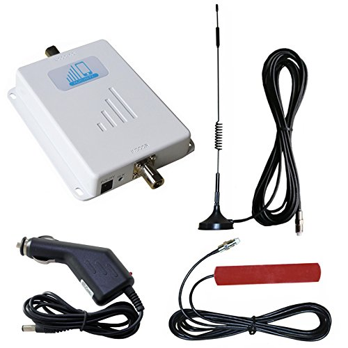 HJCINT Cell Phone Signal Booster Car 4G Lte Verizon 700MHz Band 13 Cell Signal Repeater Amplifier by HJCINTL