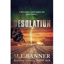 DESOLATION (Stone Age Book 2)