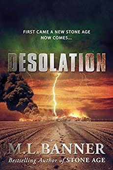 DESOLATION (Stone Age Book 2) by [Banner, ML]