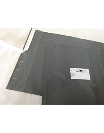 100 Mailing postal bags STRONG 12 x 16 inch (305x405) plastic polythene 8996bf10e3547