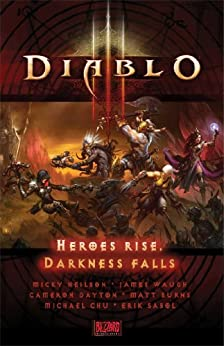 Diablo III: Heroes Rise, Darkness Falls by [Blizzard Entertainment]