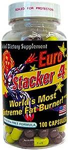 euro stacker 4 arzător de grăsime