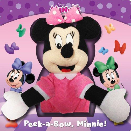 Peek-a-Bow, Minnie! (Minnie) (Disney Minnie) Hardcover – October 1, 2013