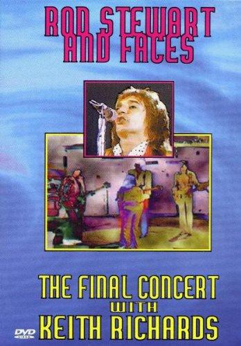 Rod Stewart & Faces - The Final - Uk Shops Discount